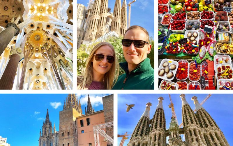 5 Awesome Sightseeing Experiences in Barcelona